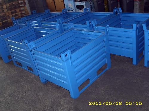 Container pentru deseuri din constructii