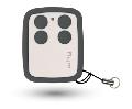 Telecomanda universala pentru automatizari cod saritor sau f