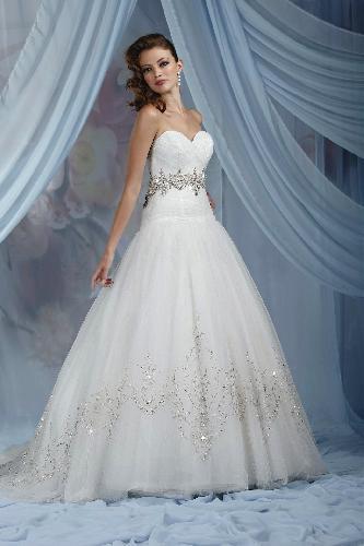 Vanzare rochie de mireasa Impression Bridal 10007 by Elite M