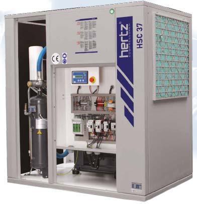 Compresoare industriale de aer