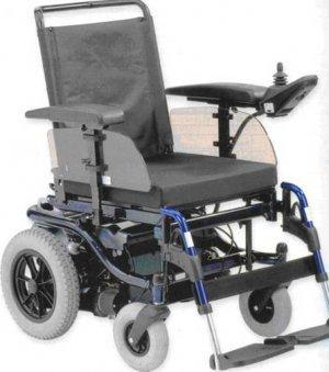 FOTOLIU RULANT ELECTRIC COMPACT 9506 scaun cu rotile de pozi