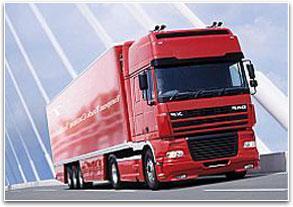 transport rutier cu  autocamioane cu prelata