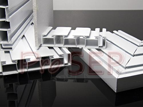 Profile PVC pentru casete luminoase