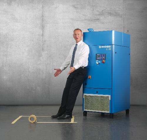 Compresor aer BOGE