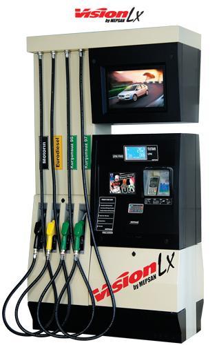 Pompe de distributie carburanti
