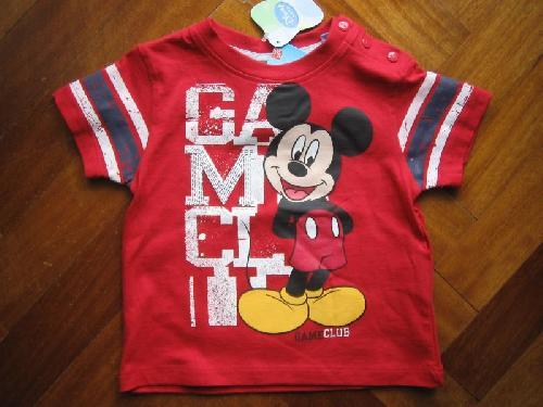 Tricou baieti, firma Disney