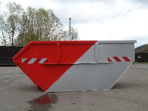 Eurocontainere - skip containe