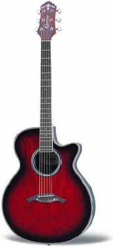 Crafter FX 550EQ/RS chitara electro-acustica