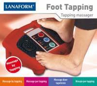 Aparat de masaj Foot Tapping Lanaform