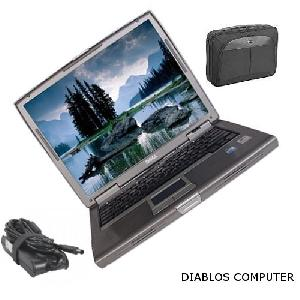 Laptop Dell D510 intelcentrino