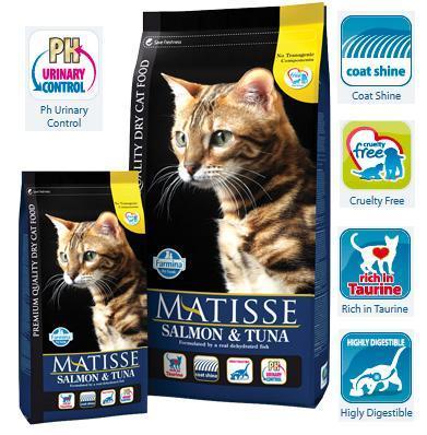 Mancare pisici Matisse - Premium Quality Dry Cat Food