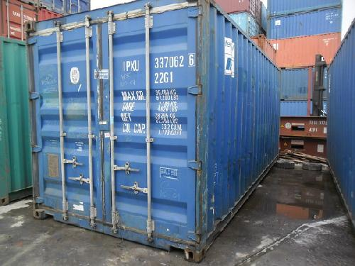 Containere maritime second hand