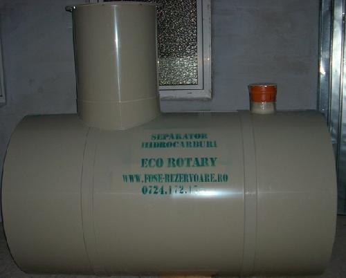 Separator hidrocarburi PP maxim1 5l s spalatorii auto - Sepa