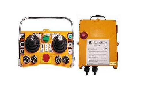 Radiocomenzi industriale TELECRANE Taiwan
