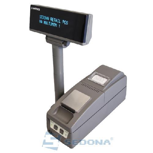 Imprimanta fiscala Datecs FP550T in sistem POS avizat Speed