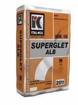Super Glet Alb