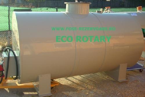 Rezervor PP 500 litri transport combustibili - Rezervoare