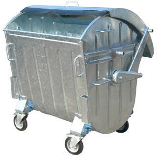 Containere metalice pentru deseuri