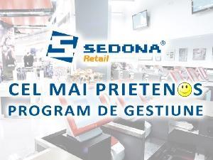 Programul profesional de gestiune Sedona Retail