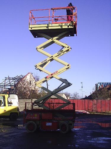 Platforme de lucru la inaltime JLG 3369E