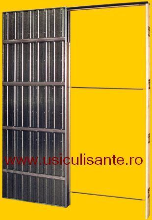 casete pt usi culisante - glisante in perete (sisteme de cul