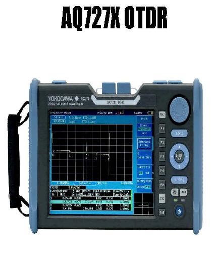 Echipament pentru masura fibra optica OTDR - Masuratori Fibr