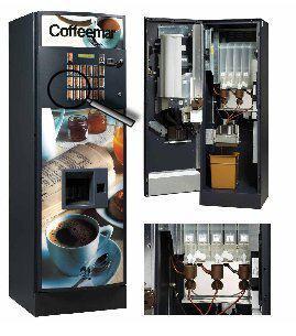 Automate cafea  COFFEEMAR S500