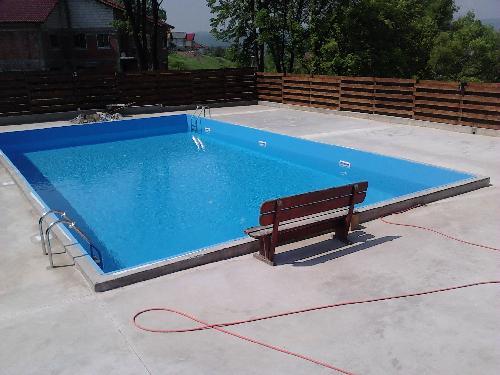 Constructii piscine deva hunedoara for Constructie piscine