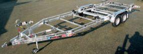 Remorci transport barci