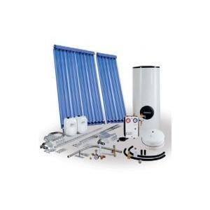 Pachet 2 panouri solare tuburi vidate Vaciosol CPC 6 12, Boi