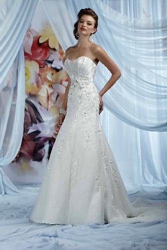 Rochie mireasa Impressione Bridal 10003 by Elite Mariaj