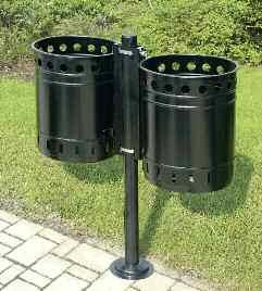 Cos de gunoi stradal model 3464