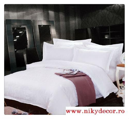 Lenjerii de pat damasc pentru Hotel
