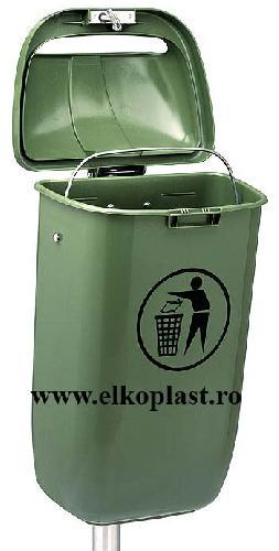 Cosuri de gunoi stradale