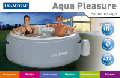 Piscina gonflabila cu hidromasaj Aqua Pleasure Lanaform