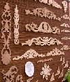 Sculptura lemn ornamente