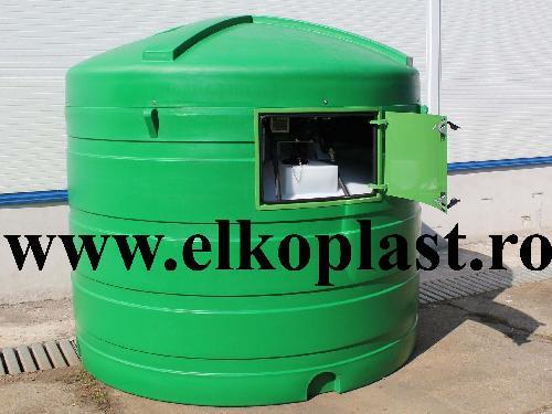 Rezervor motorina Cisterna motorina Bazin