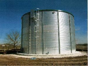 Rezervoare metalice apa