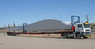 Transport  agabaritic turbina  eoliana