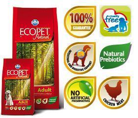 Mancare pentru caini naturala Ecopet