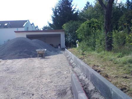 Constructii gradini