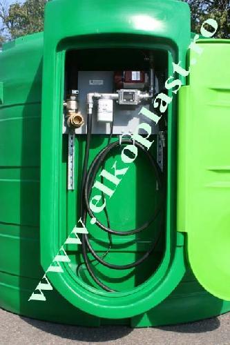 Cisterna motorina Rezervor Bazin motorina