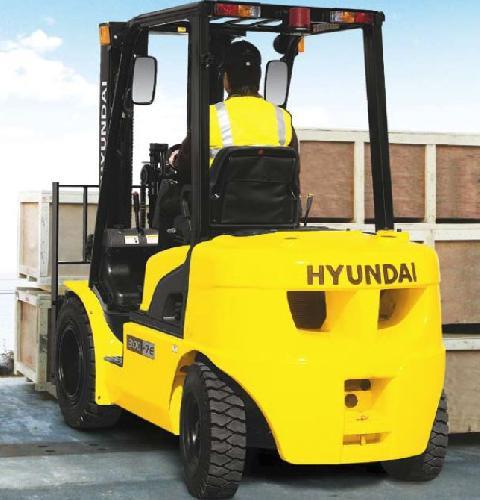 Stivuitor Diesel 2,5 tone