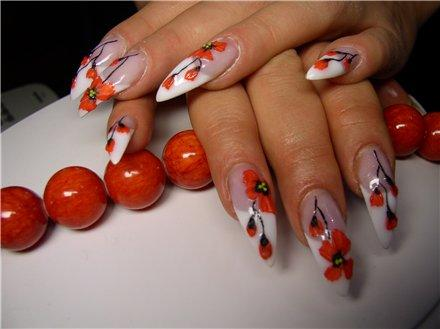 cursuri de unghii false gel, acril, design, nail art 0731 07