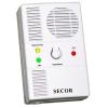 Detector gaz si monoxid cu electrovana 3 4 Secor 2000 - Dete