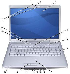 laptop Dell 1525 Second Hand