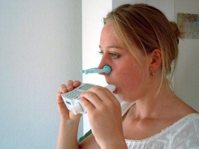Spirometrie (probe functionale ventilatorii)