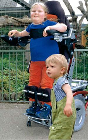 FOTOLIU RULANT ELECTRIC NEMO VERTIKAL JUNIOR scaun cu rotile