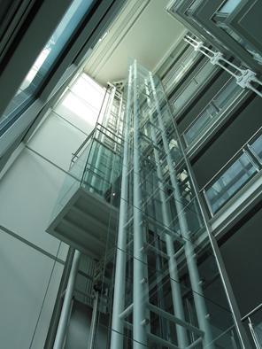 ascensoare materiale