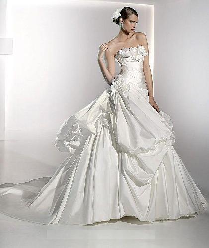 Inchirirere rochie mireasa Pronovias Mistico by Pronovias